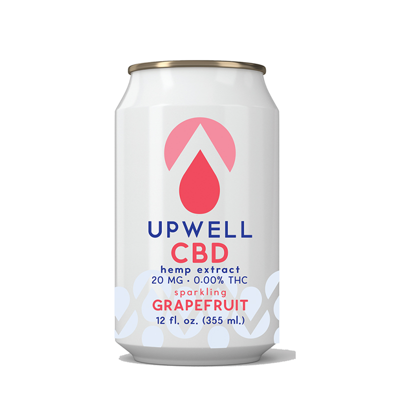 grapefruit cbd water upwellbev